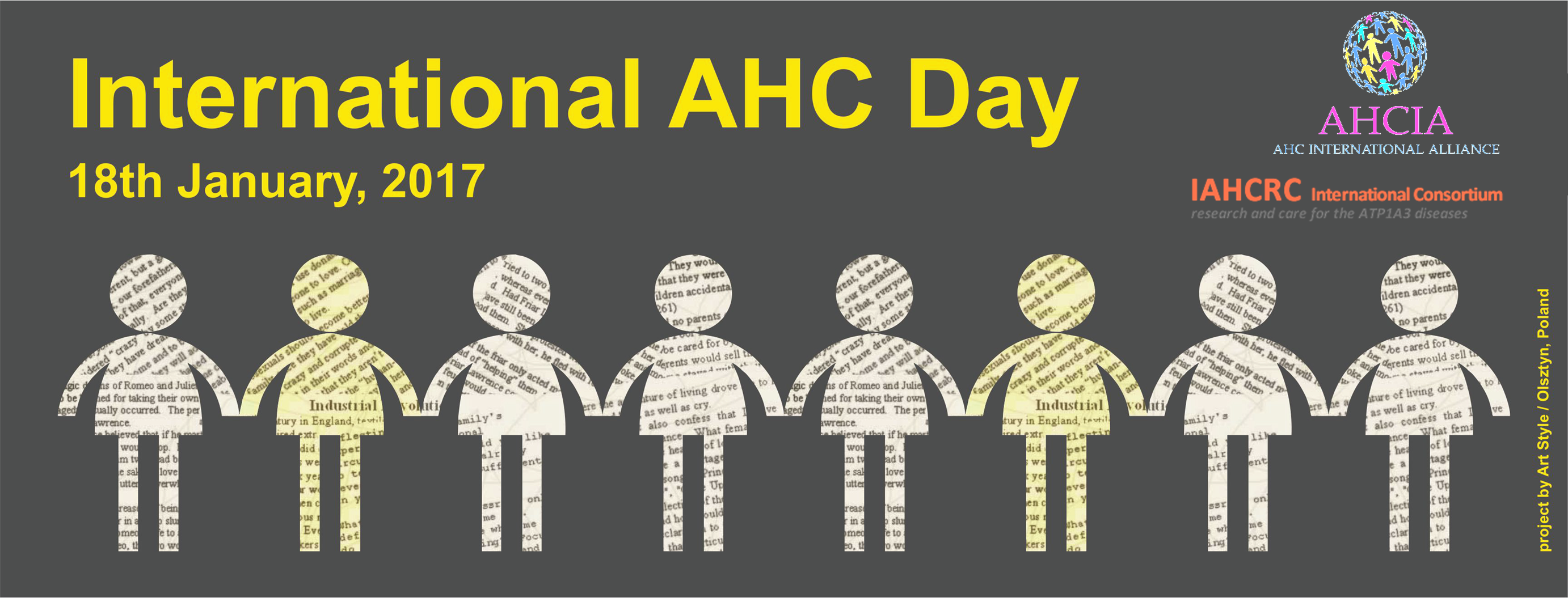 International AHC DAY (18 February 2017)